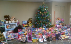 Toy Drive 2012