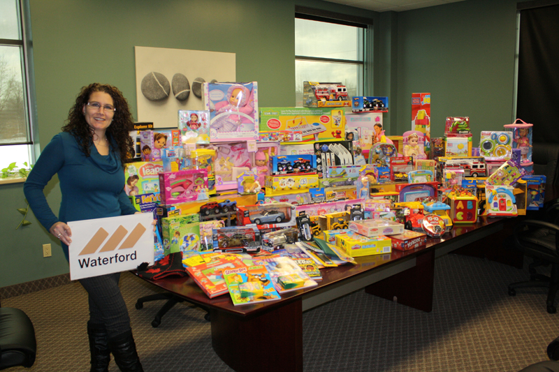 Toy Drive 2010