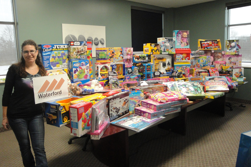 Toy Drive 2011